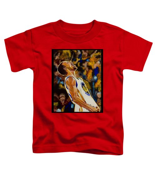 Thrill Of Victory Toddler T-Shirt