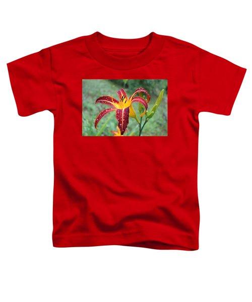 Tigerlily After A Summer Rain Toddler T-Shirt