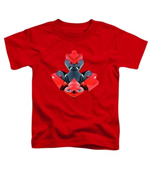 Transformer Car Toddler T-Shirt