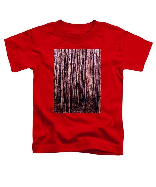 Treez Red Toddler T-Shirt