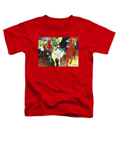 Trifecta Toddler T-Shirt
