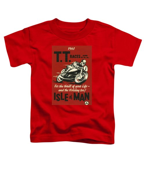 Tt Races 1961 Toddler T-Shirt