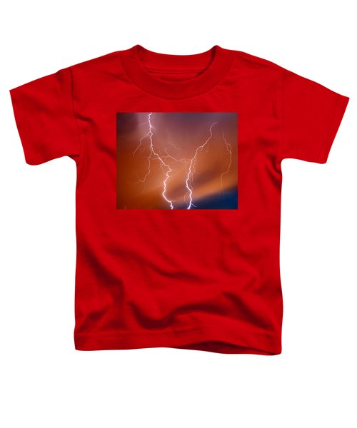 Twin Strike Toddler T-Shirt