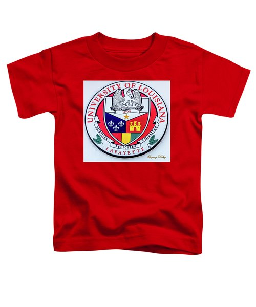 Ul Seal Toddler T-Shirt