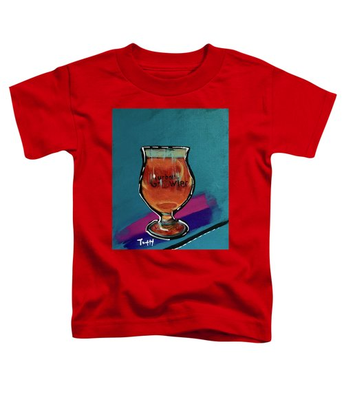 Urban Growler Toddler T-Shirt