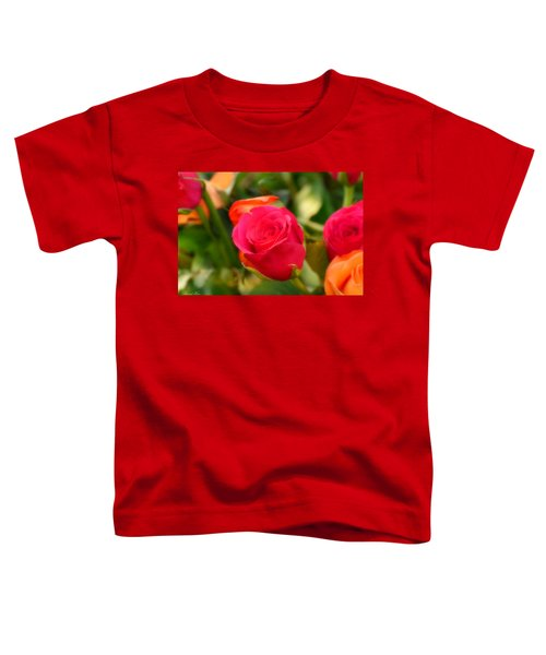 Valentines Day Toddler T-Shirt