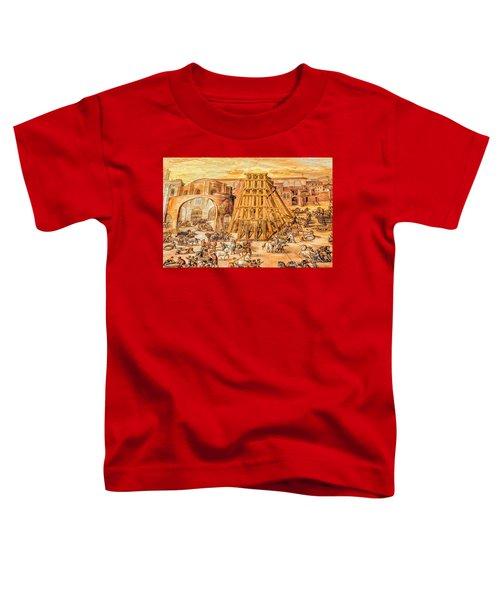 Vatican Obelisk Toddler T-Shirt