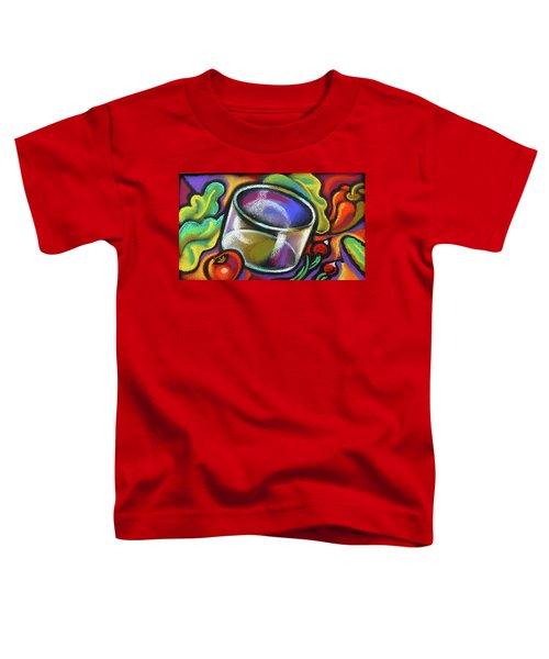 Vegetarian Food Toddler T-Shirt