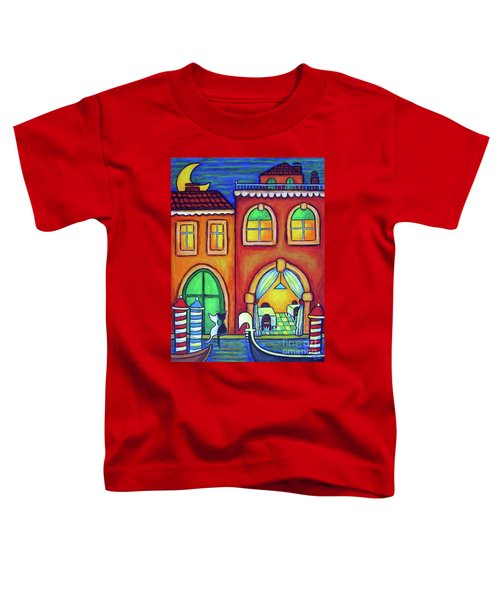Venice Valentine II Toddler T-Shirt