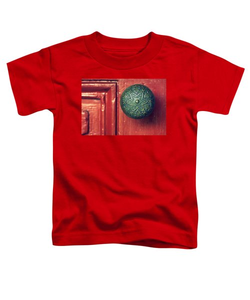 Victorian Door Handle Toddler T-Shirt