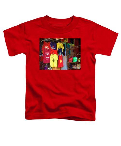 Vietnam Merchant T Shirts  Toddler T-Shirt