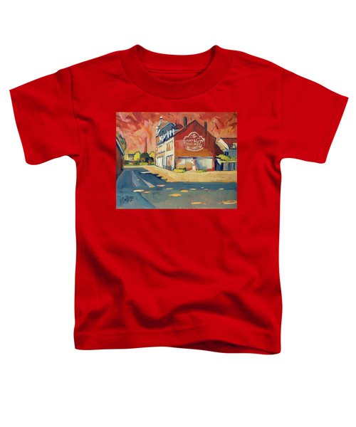 View To Radium Maastricht Toddler T-Shirt