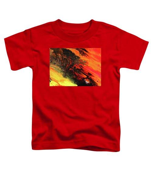 Vulcan Toddler T-Shirt