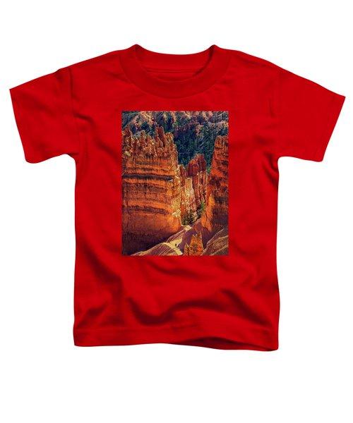 Walking Among Giants Toddler T-Shirt
