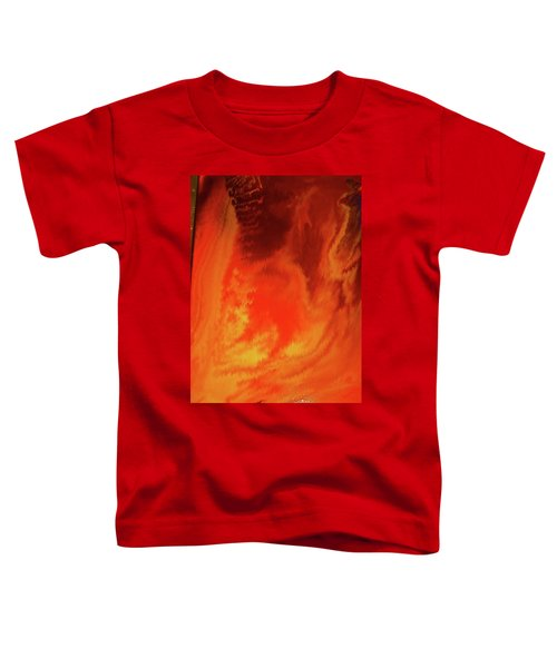 Warm  Toddler T-Shirt