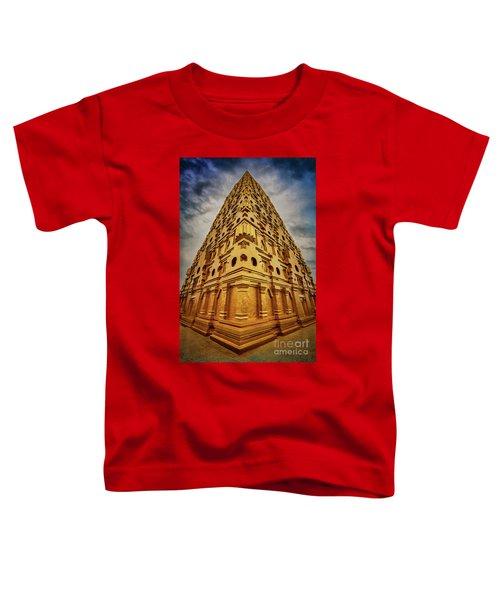 Wat Mon Sangkhlaburi Toddler T-Shirt