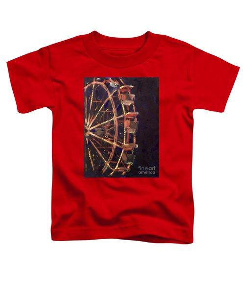 Wheel Toddler T-Shirt