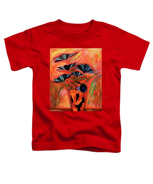 Wild Flowers  A Still Life  Toddler T-Shirt
