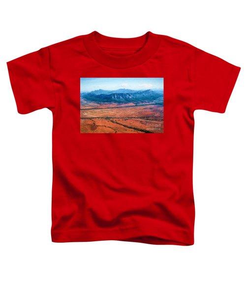 Wilpena Pound  Eh Toddler T-Shirt