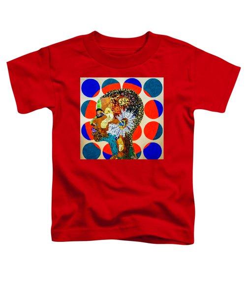 Without Question - Danai Gurira II Toddler T-Shirt