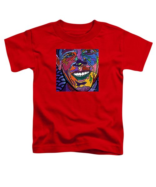 Yes We Can Obama Toddler T-Shirt