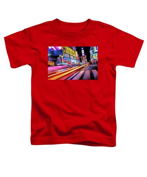 Zip Toddler T-Shirt