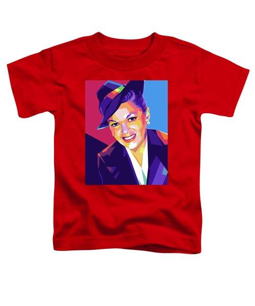 Judy Garland Toddler T-Shirt