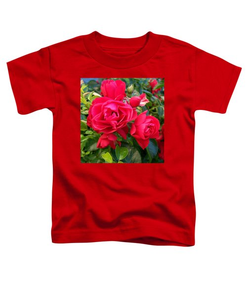 Rose Is A Rose  Toddler T-Shirt