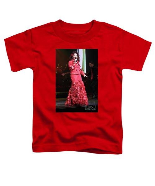 Gloria Estefan Toddler T-Shirt