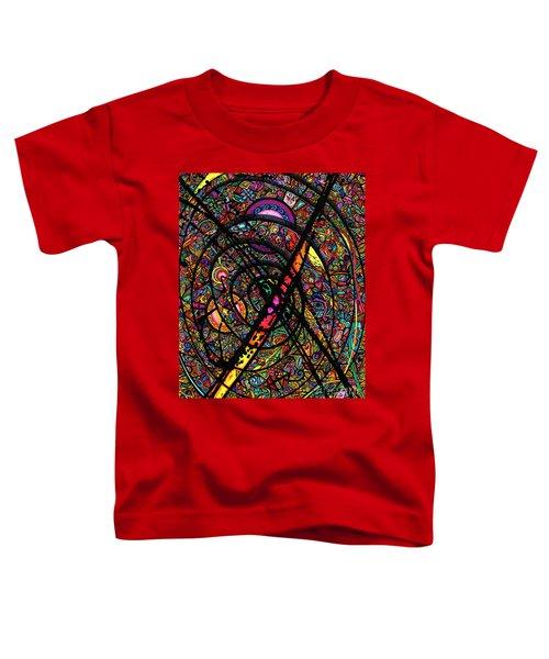 25 Faces Toddler T-Shirt