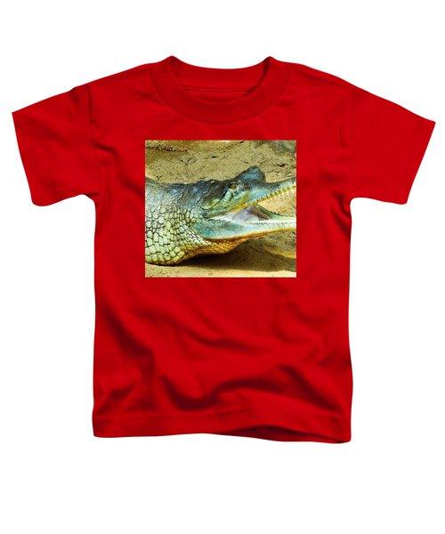 Saw Teeth Toddler T-Shirt