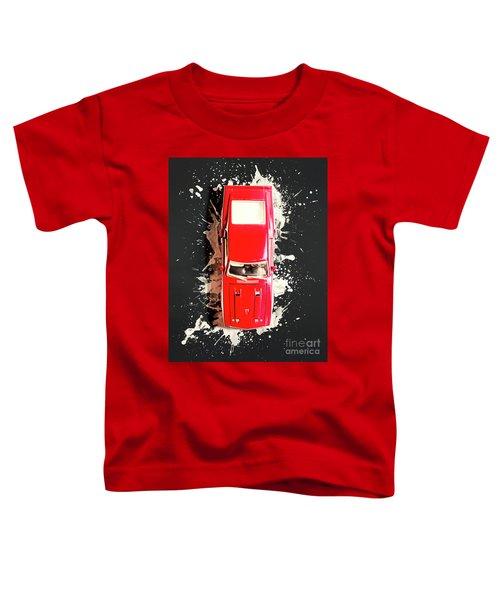 A New Shell Toddler T-Shirt