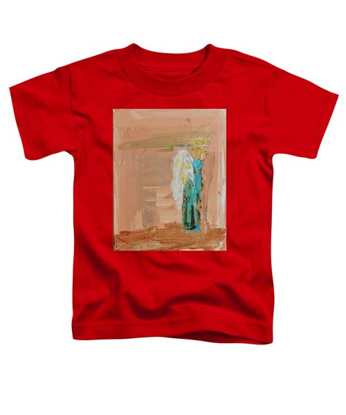 Angel Boy In Time Out  Toddler T-Shirt