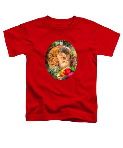 Old Kris Kringle Toddler T-Shirt