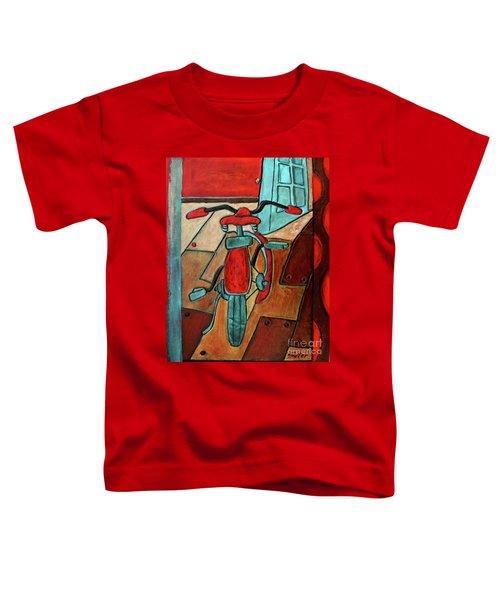 Bicycle Toddler T-Shirt