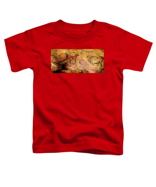 Bisons Horses And Other Animals Toddler T-Shirt