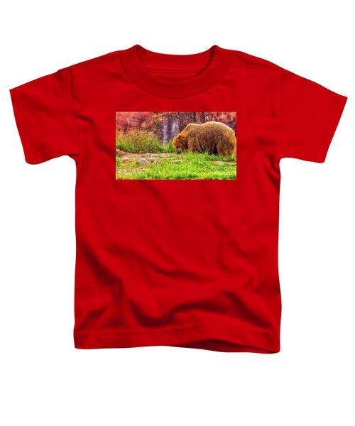Brisk Walk Toddler T-Shirt