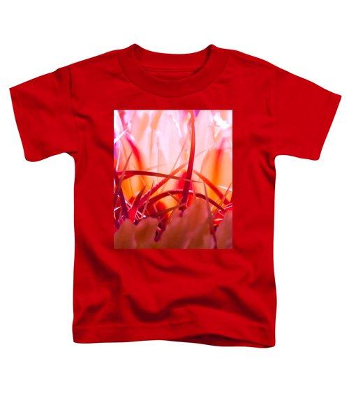 Cactus Cathedral Toddler T-Shirt