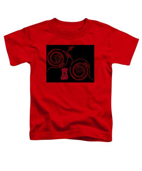 Chancla Toddler T-Shirt