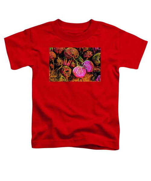 Chioggia Beets Toddler T-Shirt
