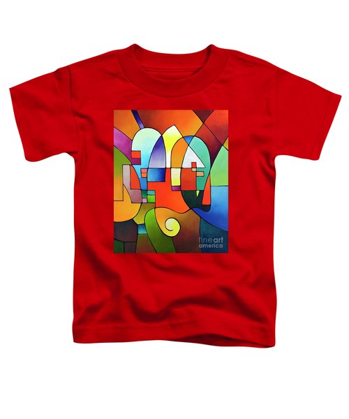 Clear Focus 2, Canvas Two Toddler T-Shirt