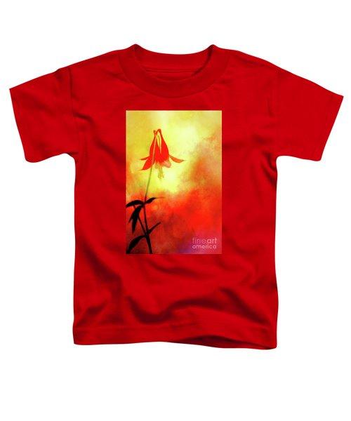 Columbine Sunset Toddler T-Shirt