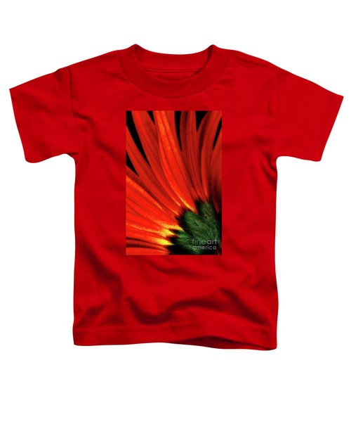 Daisy Aflame Toddler T-Shirt