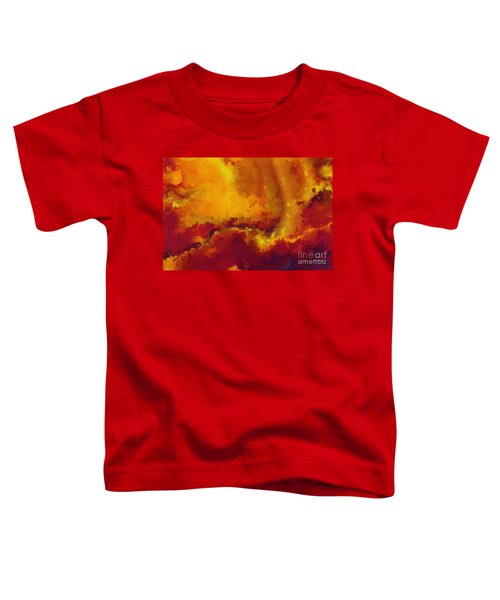 Daniel 6 27. He Delivers And Rescues Toddler T-Shirt