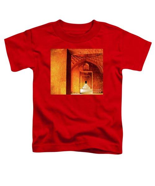 Doors Of India - Taj Mahal Toddler T-Shirt