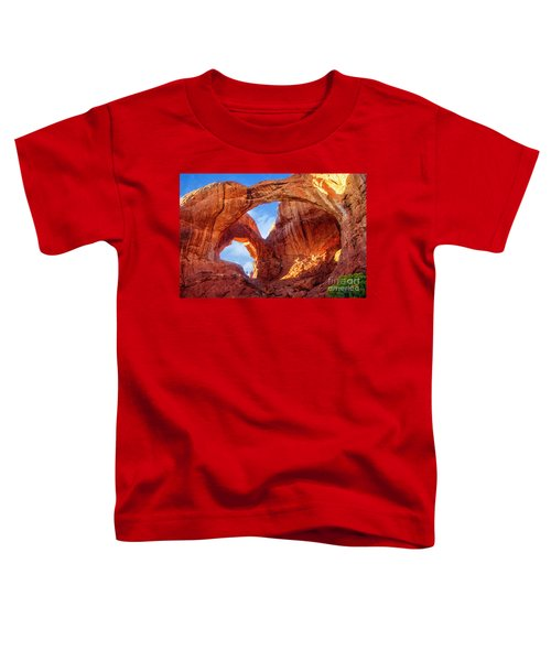 Double Arch Toddler T-Shirt