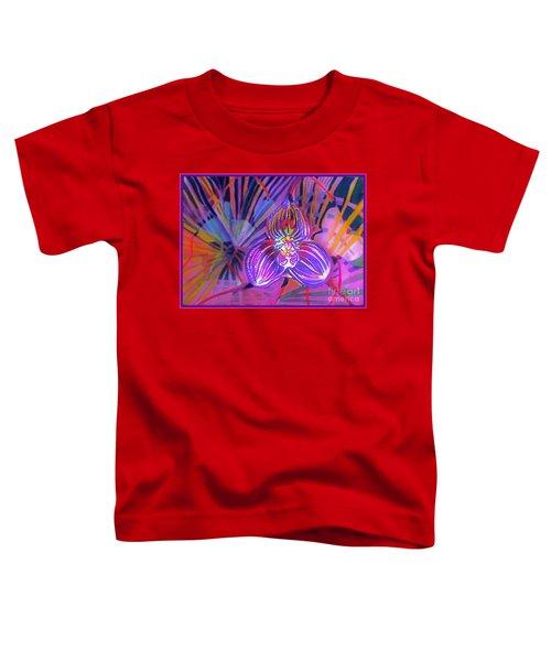 Draculas Orchid Toddler T-Shirt