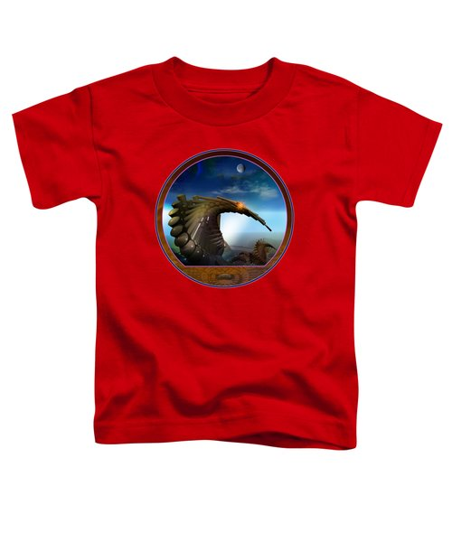Dragonhead Toddler T-Shirt