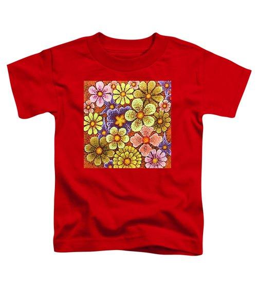 Efflorescent 6 Toddler T-Shirt