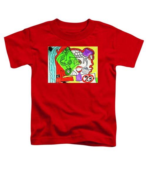 Emotions Toddler T-Shirt